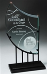 Deep Iron Crescendo Jade Peak Award.