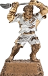 LaCrosse Monster Figure Trophy