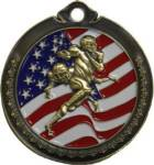 Football USA Medal